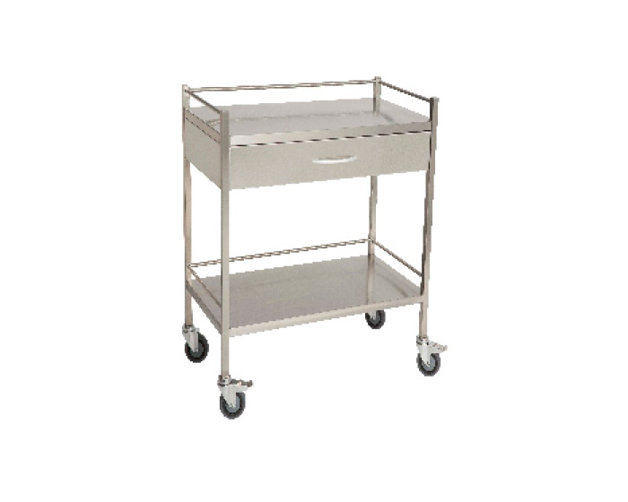 TROLLEYS BASIC (STAINLESS STEEL)